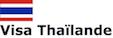 Visa voyage Thaïlande