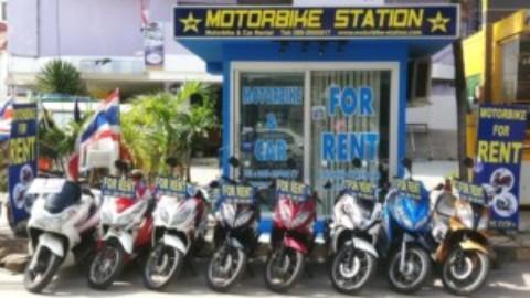 Quels sont les lois 2018 pour le permis moto ou scooter en Thaïlande