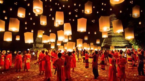 Fêtes et jours fériés en Thaïlande