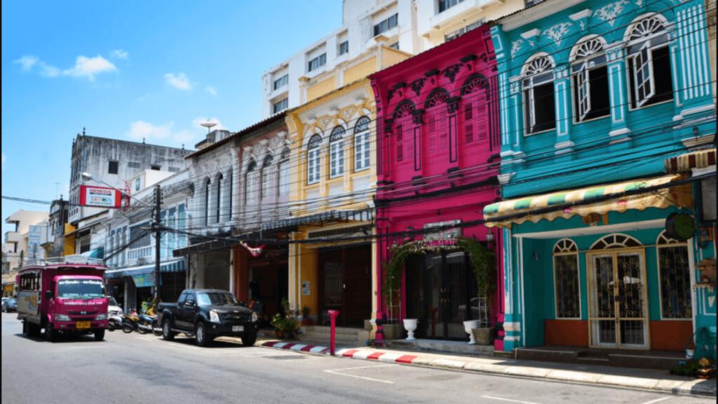 Phuket Town : pourquoi visiter la vieille ville de Phuket
