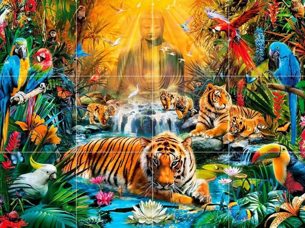 La symbolique des animaux dans le Bouddhisme et Signification